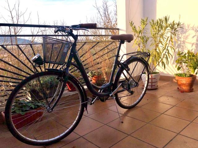 Bicicleta Urbana Conor-Gris
