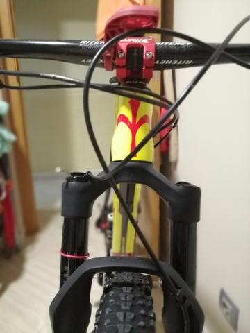 Vendo Bicicleta Mtb Como Nueva