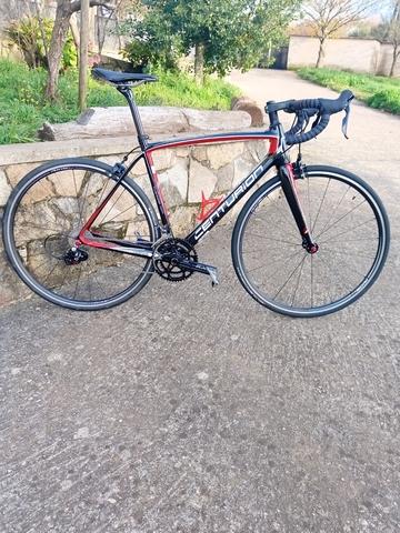 Bicicleta De Carbono Carrtera
