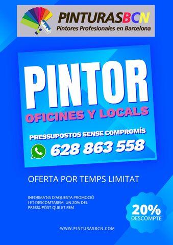 PINTEM OFICINES I LOCALS AMB 20% DESCOMP - foto 1