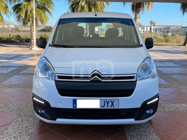 CITROEN - BERLINGO MULTISPACE LIVE BLUEHDI 74KW 100CV - foto 2