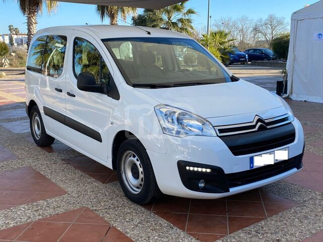 CITROEN - BERLINGO MULTISPACE LIVE BLUEHDI 74KW 100CV - foto 4