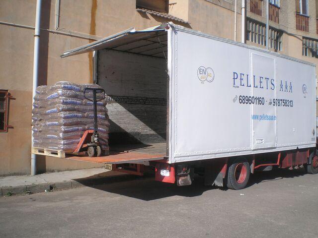 PELLETS EN CANTABRIA COSTA OCCIDENTAL - foto 4