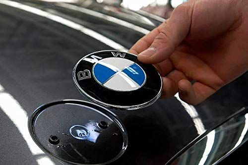 EMBLEMAS BMW DELANTEROS TRASEROS - foto 1