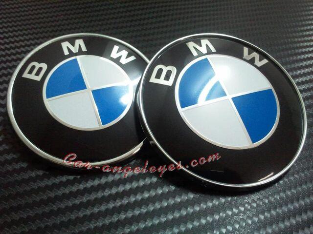 EMBLEMAS BMW DELANTEROS TRASEROS - foto 2