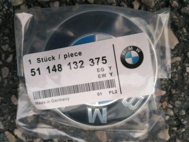 EMBLEMAS BMW DELANTEROS TRASEROS - foto 3