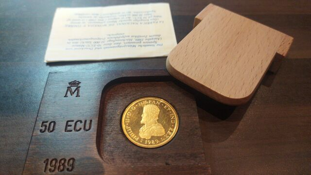 Vendo Monedas De Oro Y Plata