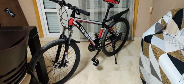 Bicicleta Mtb.