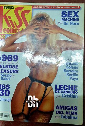 Colección Comic Erótico Década 80/90