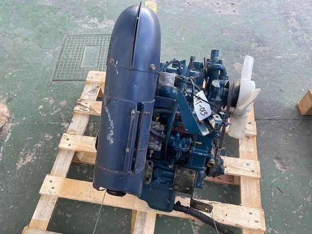 MOTOR KUBOTA COMPLETO MODELO Z482 2CIL - foto 3