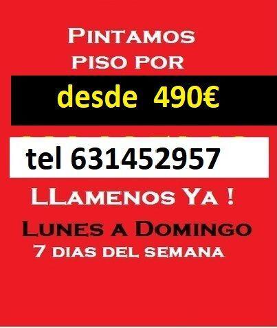 SERVICIO DE PINTORES PROFESIONALES - foto 1