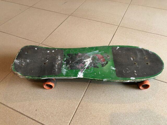 SKATEBOARD ANTIGUO - foto 2