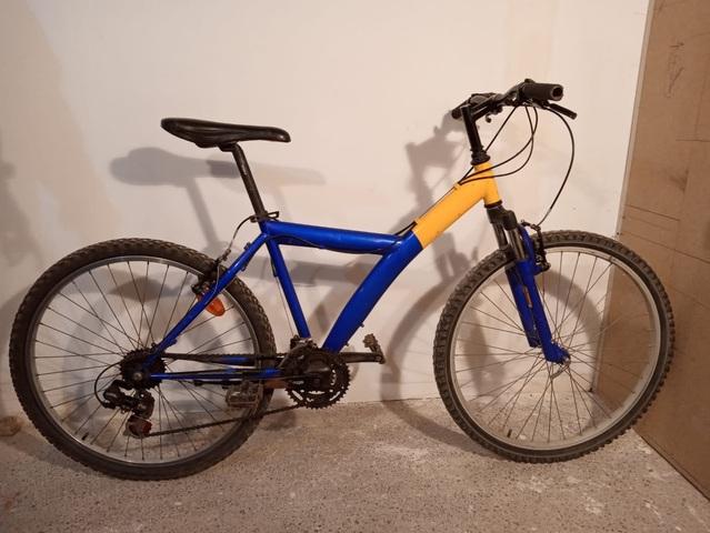 Bicicleta Montaña Rueda 26