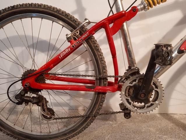 Bici De Montaña Doble Suspensión Topbike