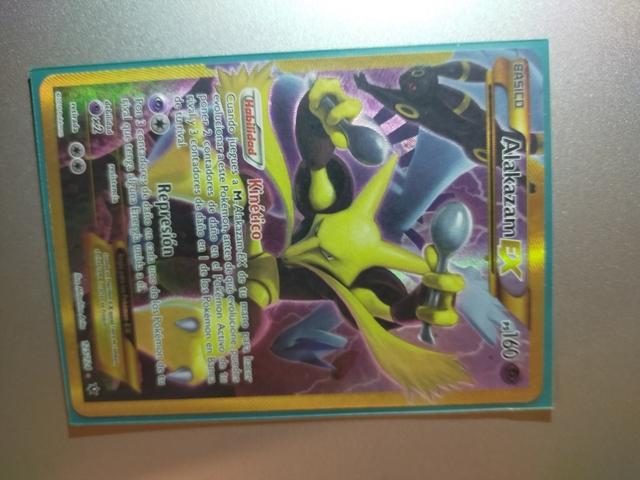 Cartas Pokemon Ultra Raras