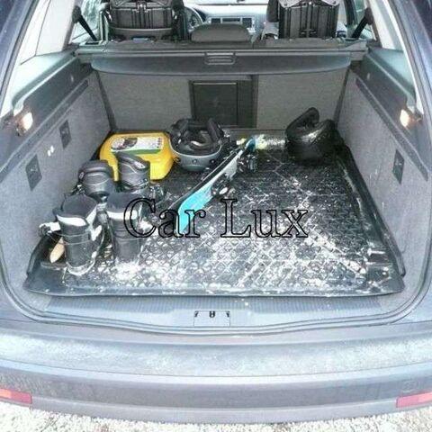 Alfombra Protector Cubre maletero VW T5 Transporter Bus Larga desde 2003