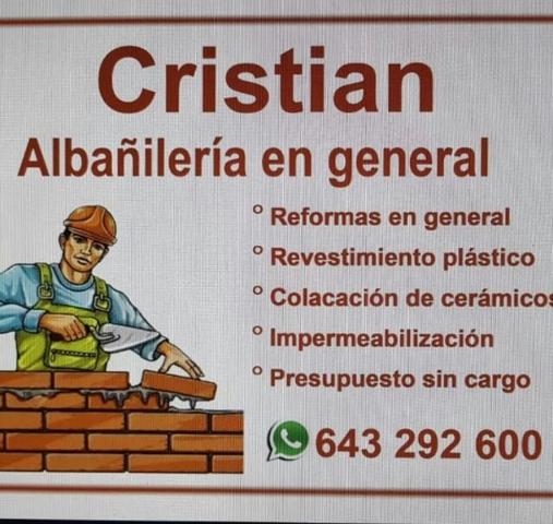ALBAÑERIA EN GENERAL - foto 1