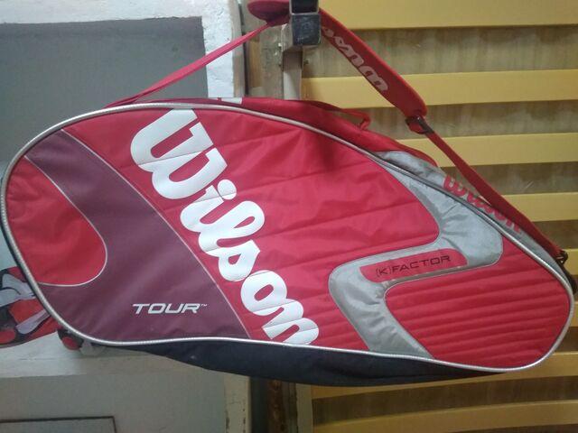 Raquetero Wilson Nuevo