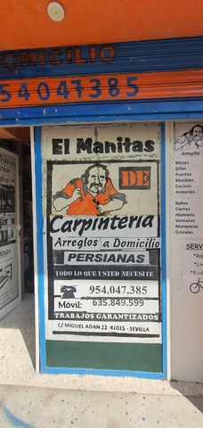 EL MANITAS DE CARPINTERÍA - foto 1