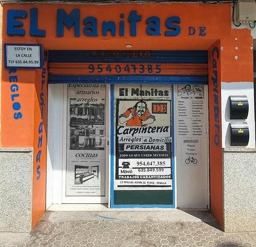 EL MANITAS DE CARPINTERÍA SEVILLA - foto 2