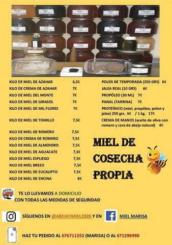 MIEL Y PRODUCTOS DERIVADOS - foto 1