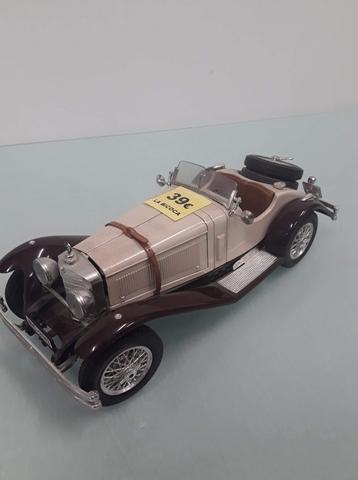 Coche Antiguo Mercedes