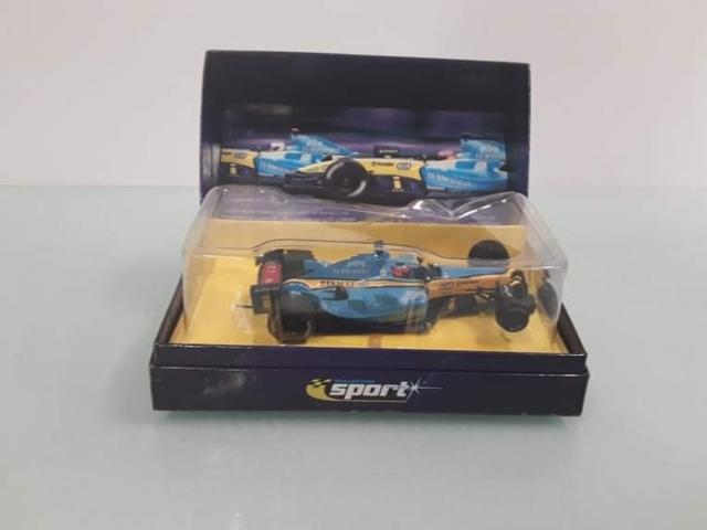 Coche Scalextric F1 Fernando Alonso