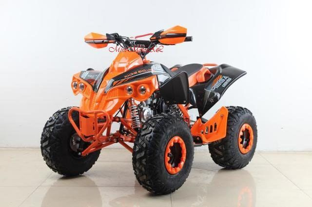 QUAD MEGA WARRIOR 125CC - foto 2
