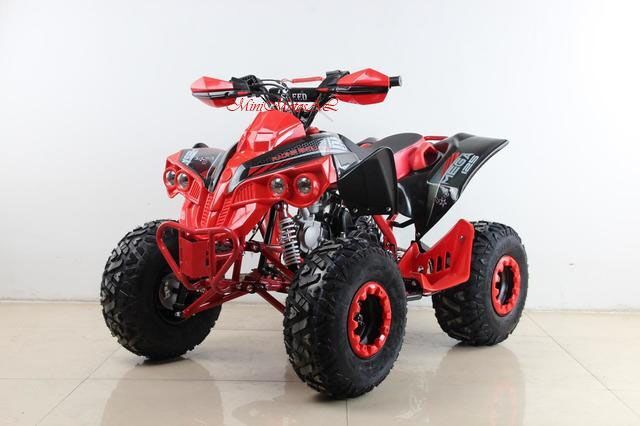QUAD MEGA WARRIOR 125CC - foto 3