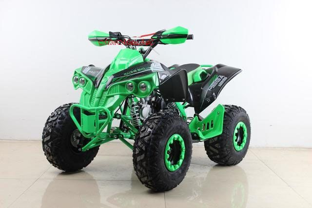 QUAD MEGA WARRIOR 125CC - foto 4