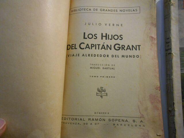 LOS HIJOS DEL CAPITÁN GRANT (1 Y 2)VERNE - foto 3