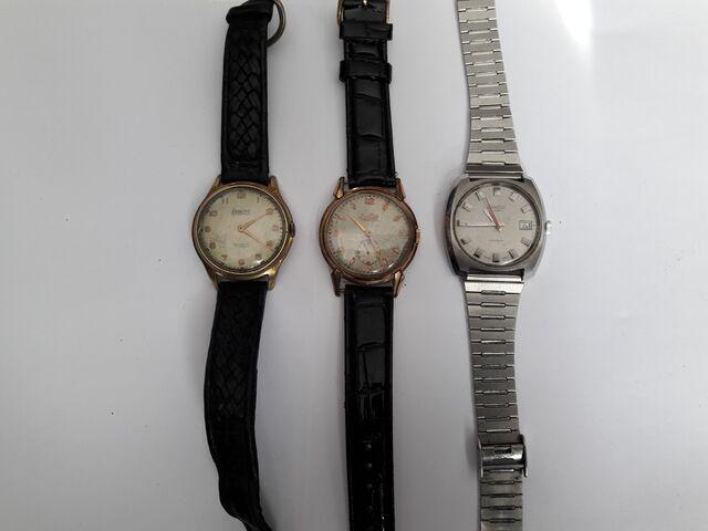 Lote Relojes Exactus