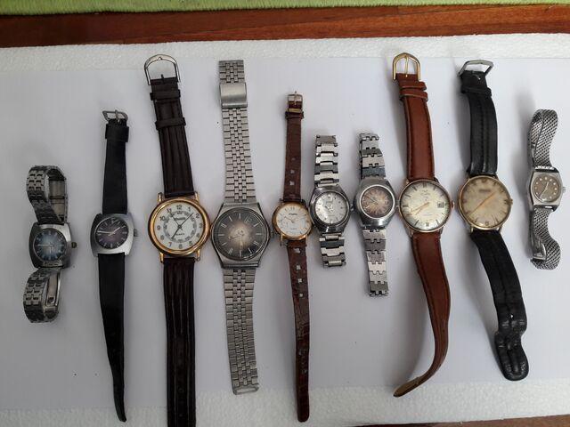 Lote Relojes Duward