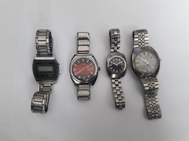 Lote Relojes Citizen