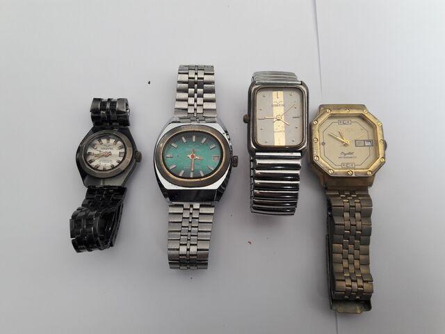 Lote Relojes Coriental