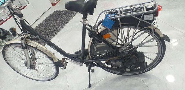 Bicicleta Con Motor