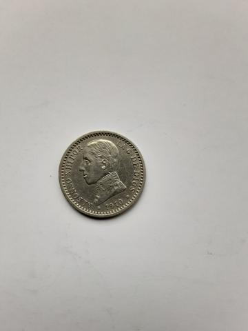 España. Monedas  Plata.  50 Cént 1910