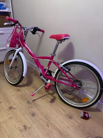 Bicicleta Casi Nueva Niña