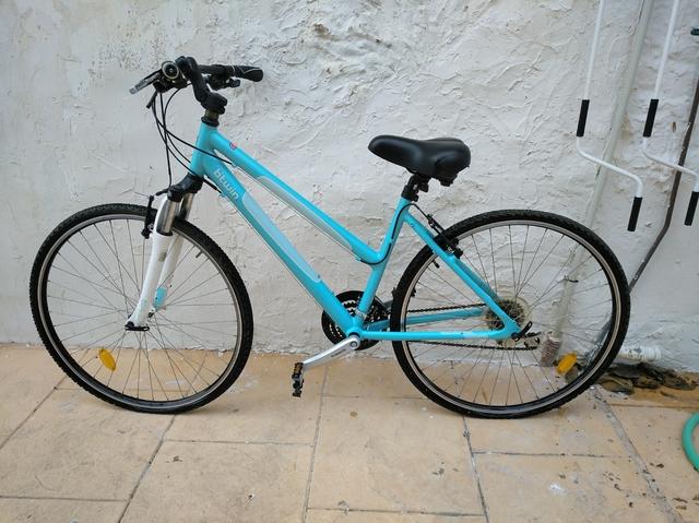 Bicicleta De Mujer.