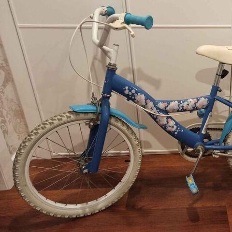 Bicicleta 20 Pulgadas Niña