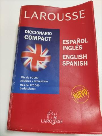 DICCIONARIO INGLÉS ESPAÑOL LAROUSSE - foto 1
