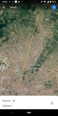 SANTA CRUZ - BOLIVIA / ZONA PUEBLO NUEVO - foto 1