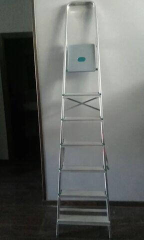 Escalera   Metalica   6 Peldaños