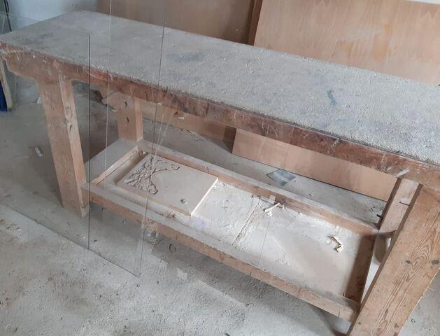 Mesa De Carpintero,  Banco Trabajo