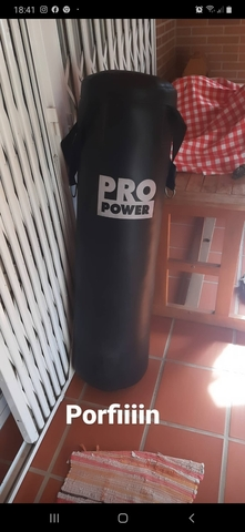 Saco Boxeo Profesional