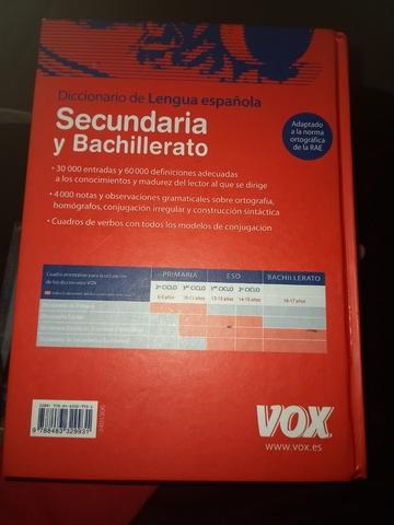 DICCIONARIO SECUNDARIA Y BACHILLERATO - foto 2