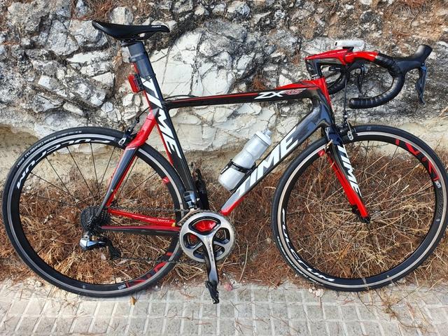 Bicicleta Time Zxrs Durace Di2 11V Full