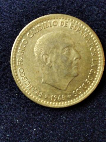 Vendo Monedas De Franco Año 1966Pesetas