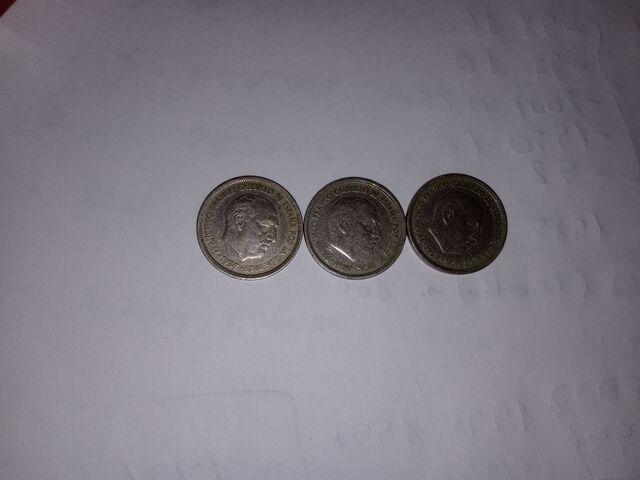 Vendo Monedas Franco 1957