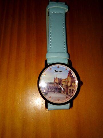 Reloj Ciudad De Sevilla A Estrenar-
